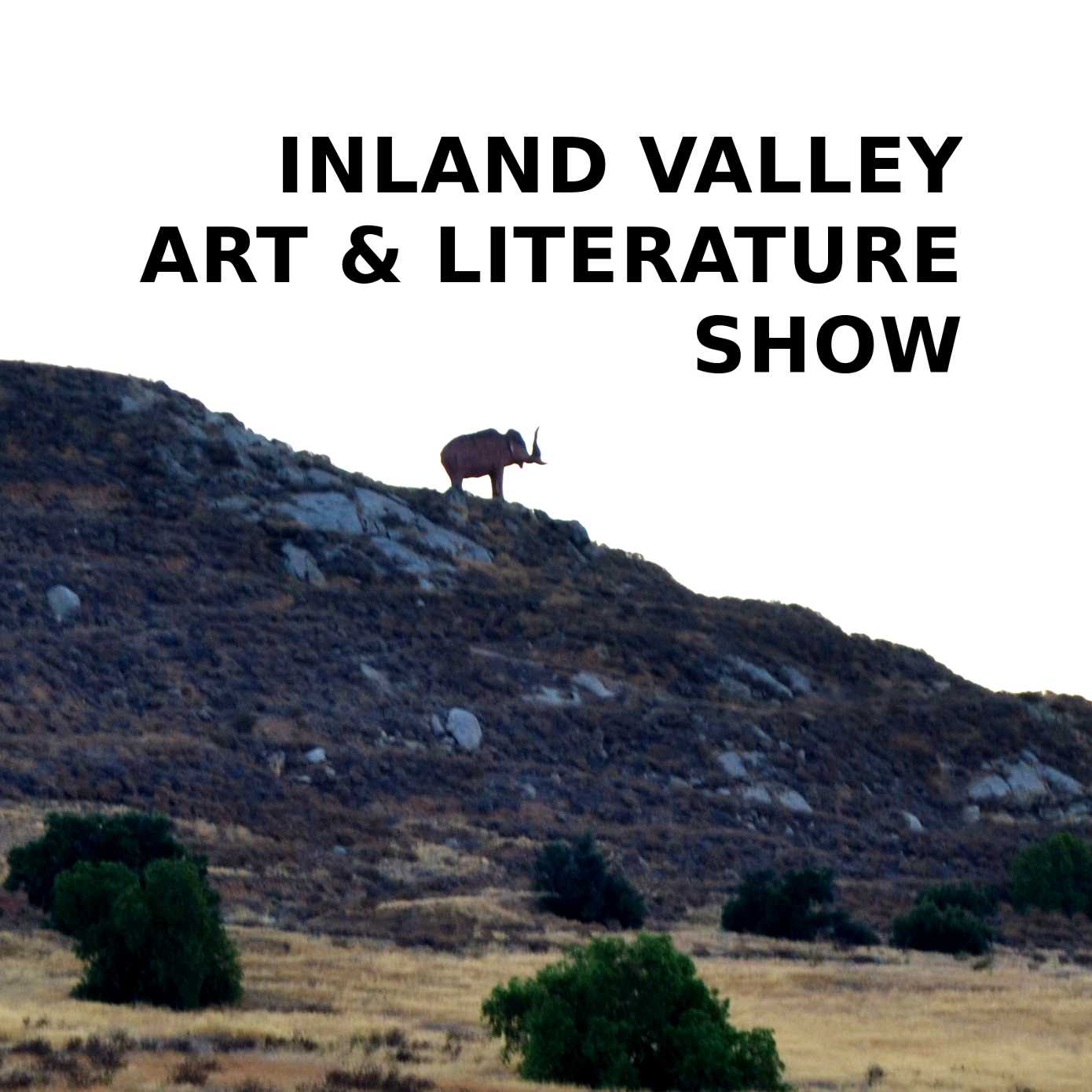 The Mammoth at Jurupa Mountain Discovery Center - Inland Valley Poets
