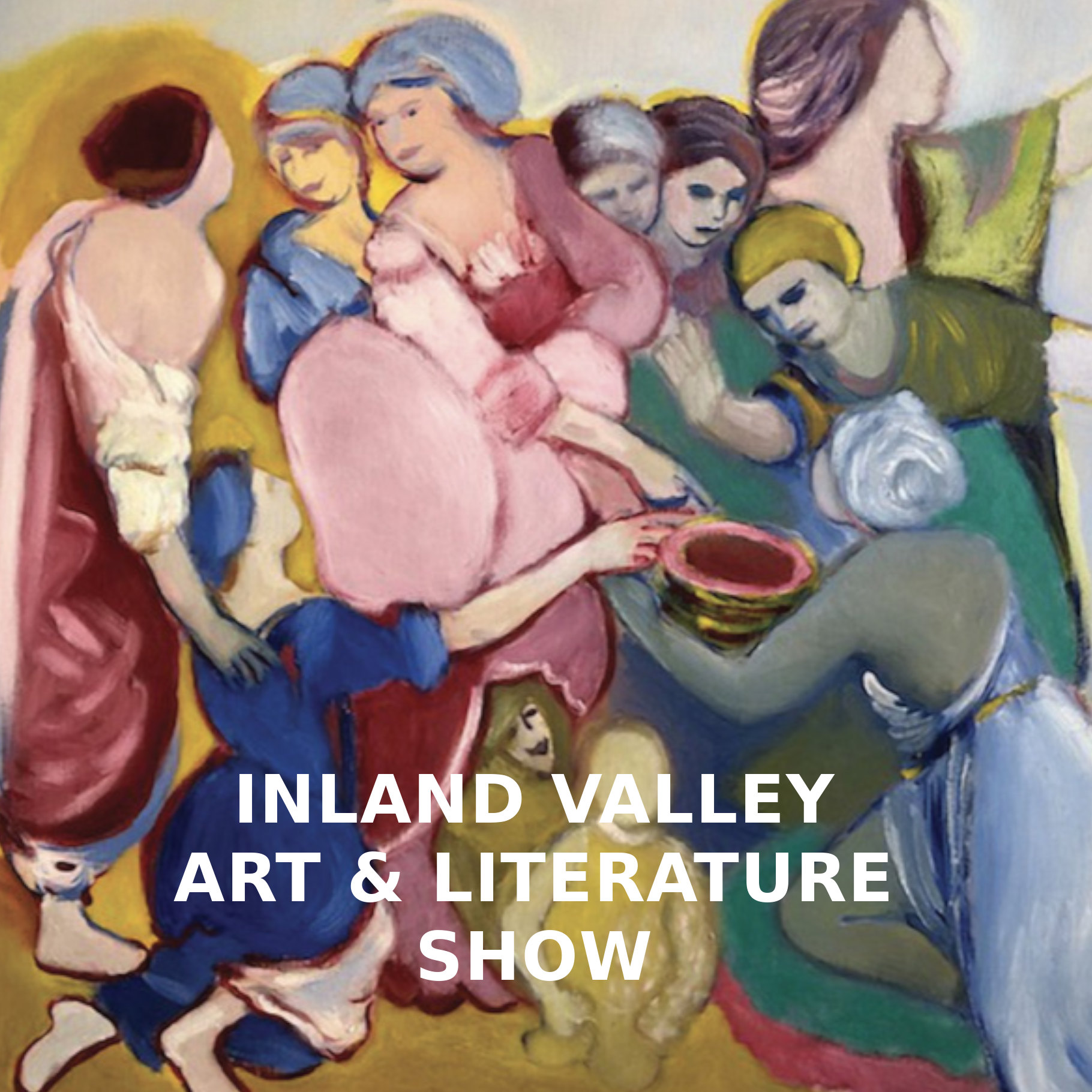 The art of Deenagh Miller at the Sasse Museum - Inland Valley Poets